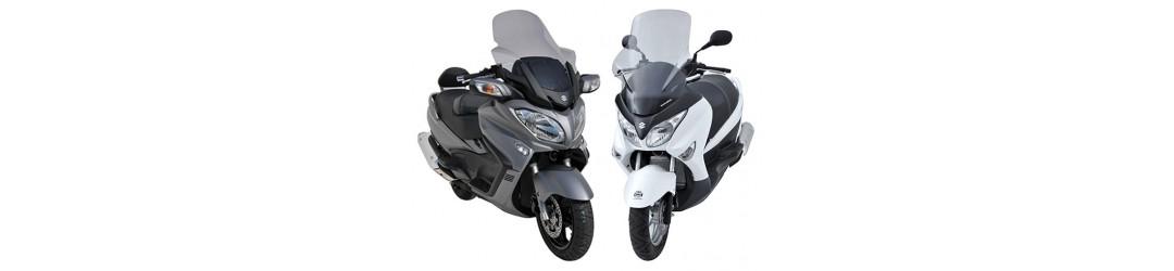 Accessoires Ermax pour scooters Suzuki