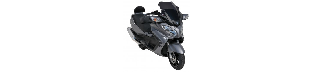 Accessoires Ermax pour Suzuki 650 Burgman 2013/2018