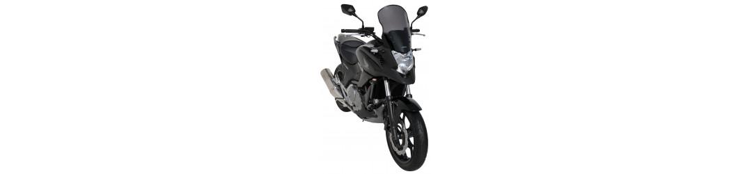 Accessoires Ermax pour Honda NC 700 X / NC 750 X 2012/2015