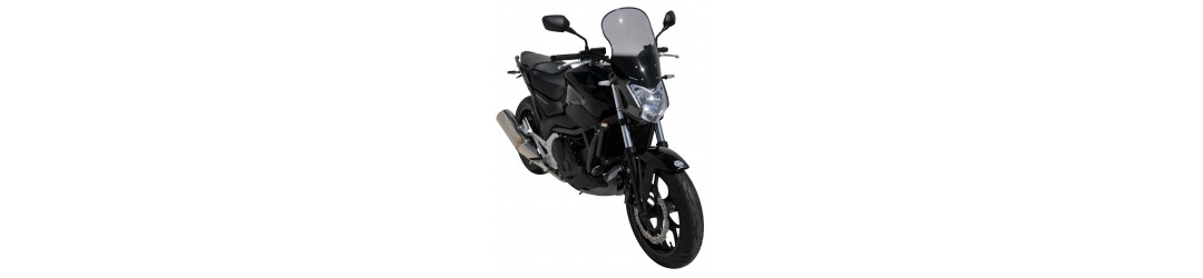 Accessoires Ermax pour Honda NC 700 S / NC 750 S 2012/2015