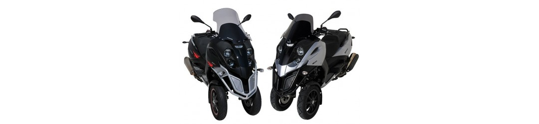 Accessoires Ermax pour scooters Gilera