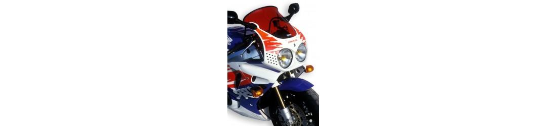Accessoires Ermax pour motos Honda : gamme Classic