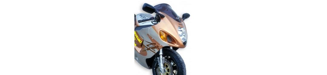 Accessoires Ermax pour motos Suzuki : gamme Classic