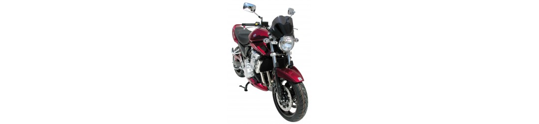 Accessoires Ermax pour Suzuki GSF 1250 Bandit N/S 2007/2009