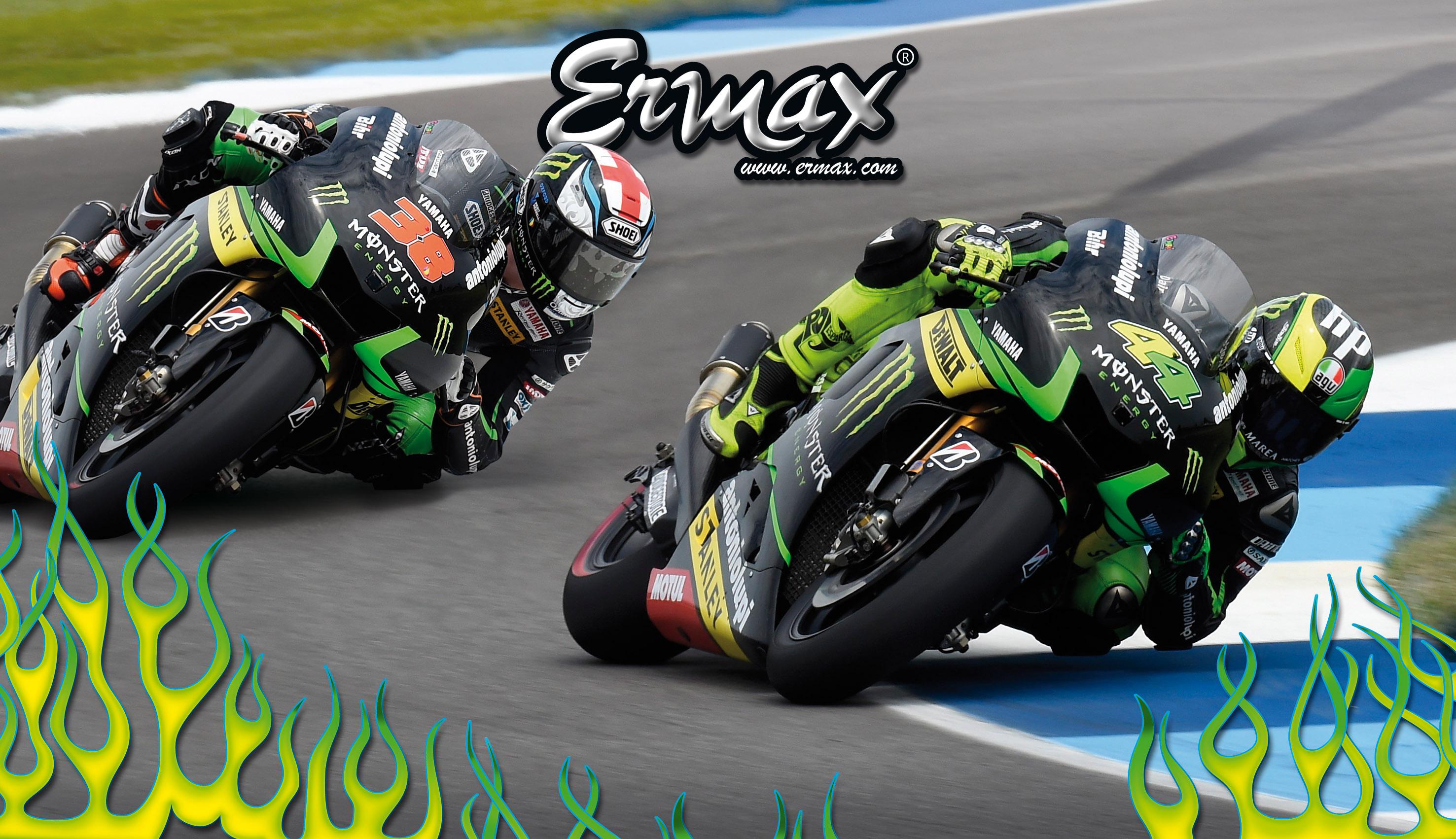 Team partenaire Ermax