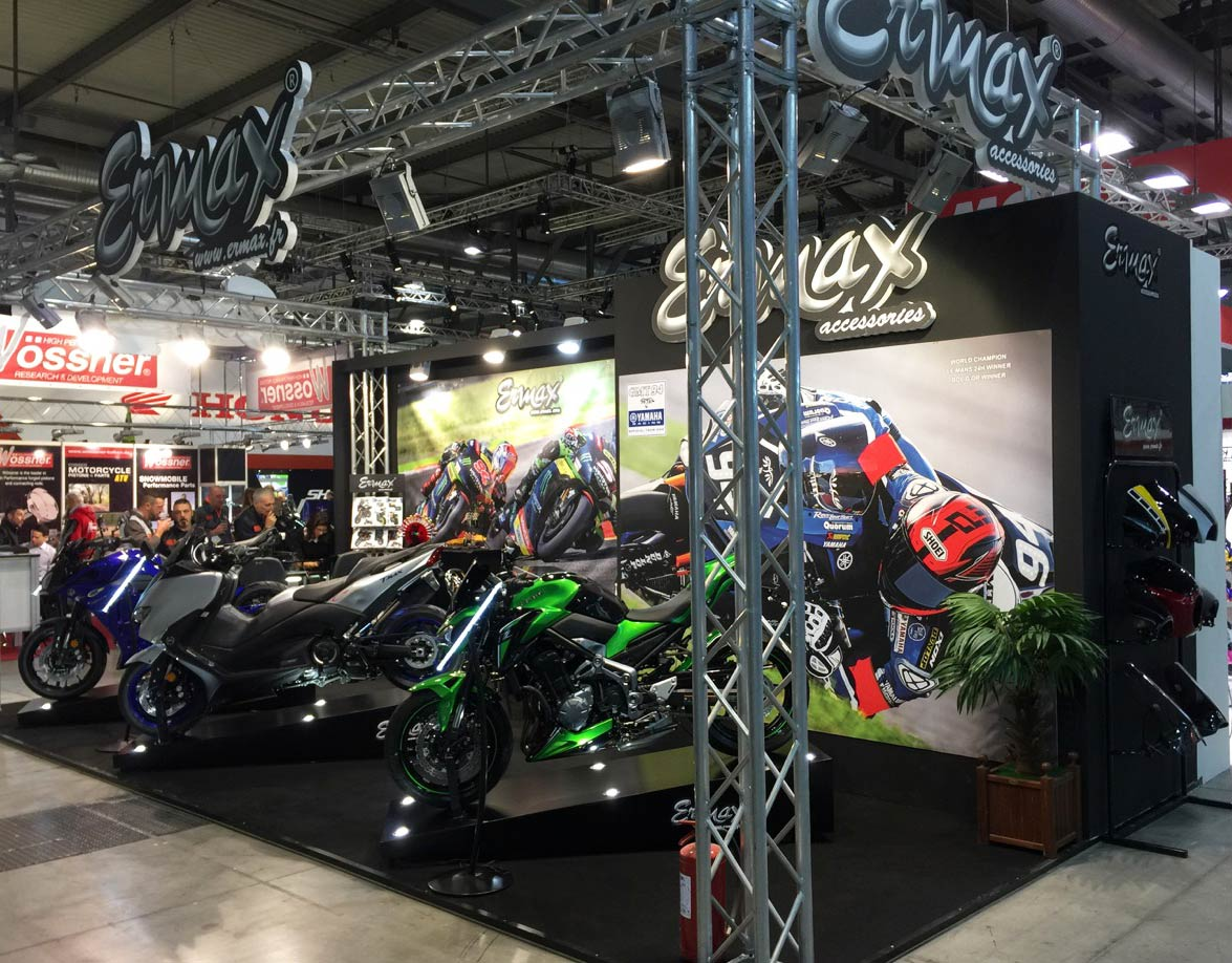 Stand ermax