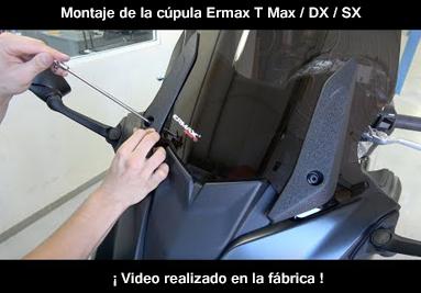 video montaje ermax