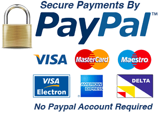 PAYPAL securised payments