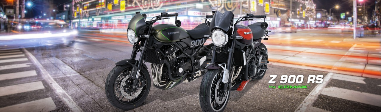 Z 900 RS by Ermax