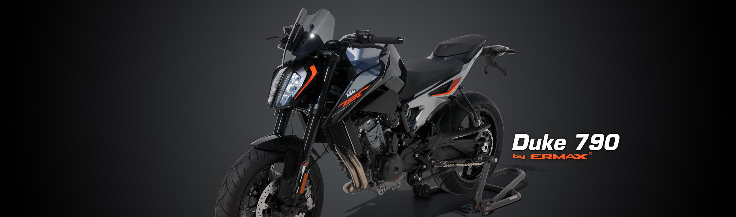 KTM 790 Duke by Ermax