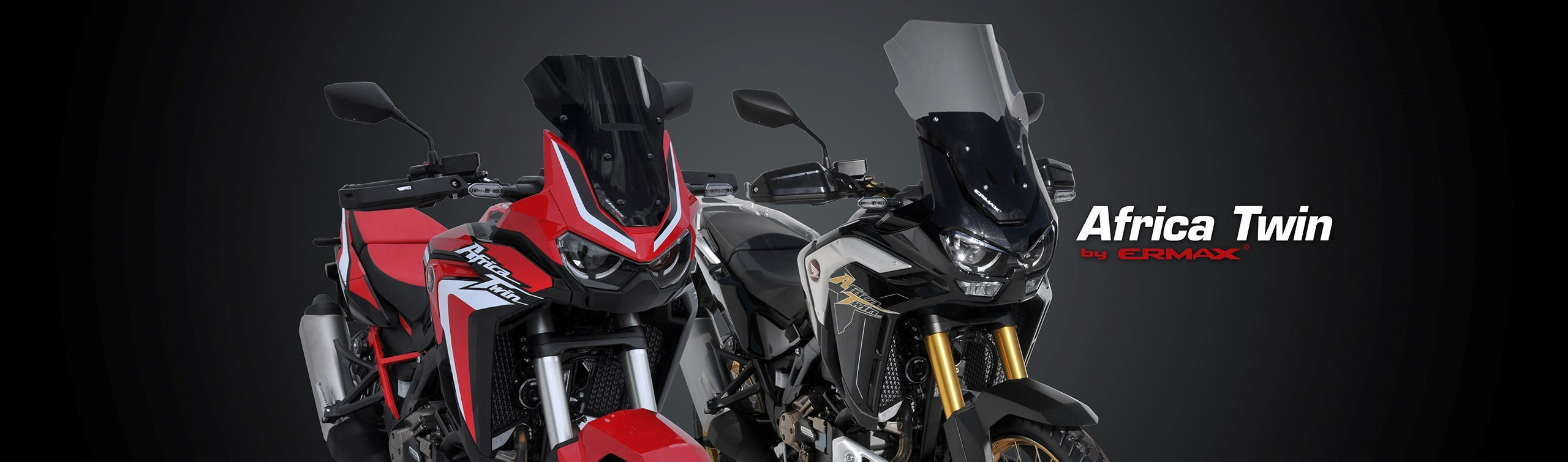 Africa Twin CRF 1100 L by Ermax